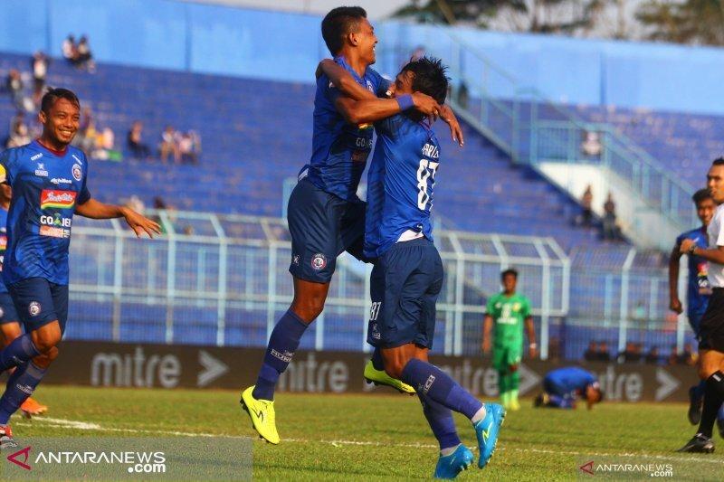 Hadapi Persib Bandung, Arema tanpa empat pemain pilarnya