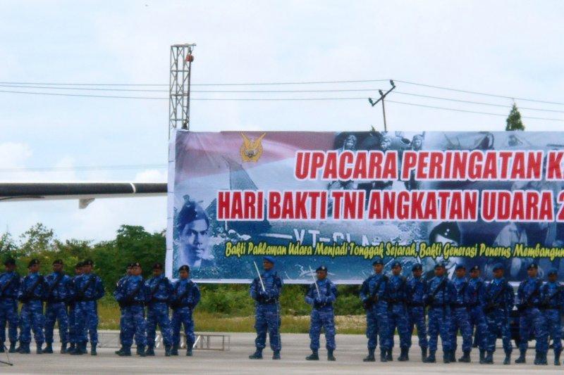 KSAU: Peringatan hari bakti TNI AU sarat nilai kejuangan