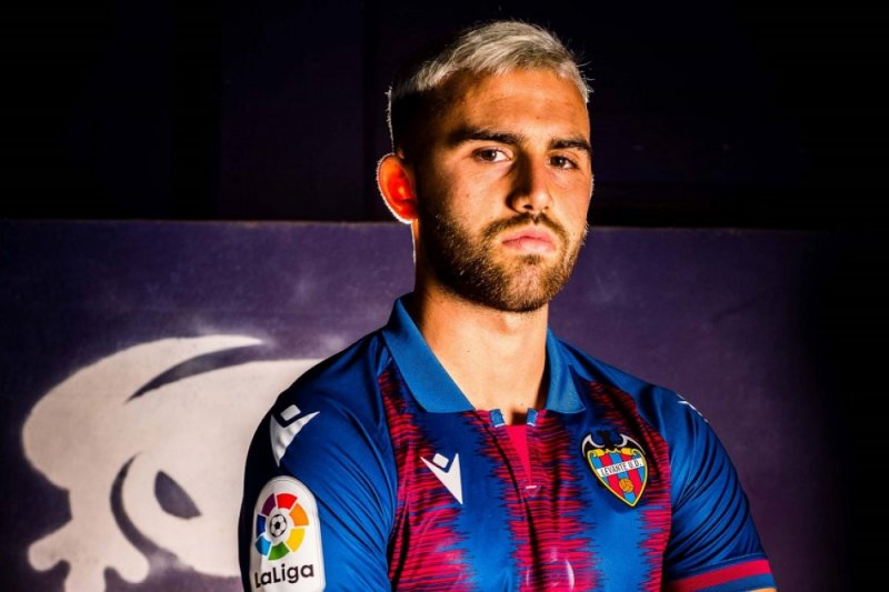 Real Madrid pinjamankan lagi Borja Mayoral ke Levante