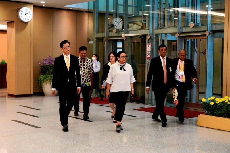 Menlu RI akan hadiri Pertemuan Menteri ASEAN dan Mitra Wicara ASEAN