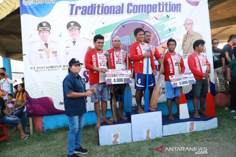 Berbagai lomba meriahkan Manado Fiesta 2019