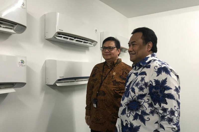 Panasonic relokasi AC 2PK dan 2,5PK dari Malaysia ke Indonesia