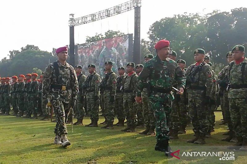 Koopsus, pasukan elit baru TNI