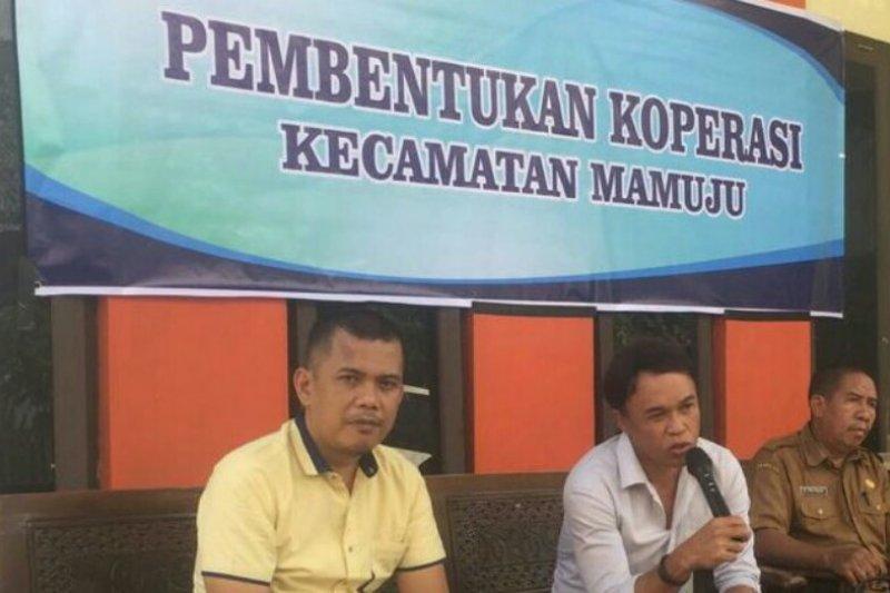 DPRD Sulawesi Barat siap bantu kembangkan koperasi di Mamuju