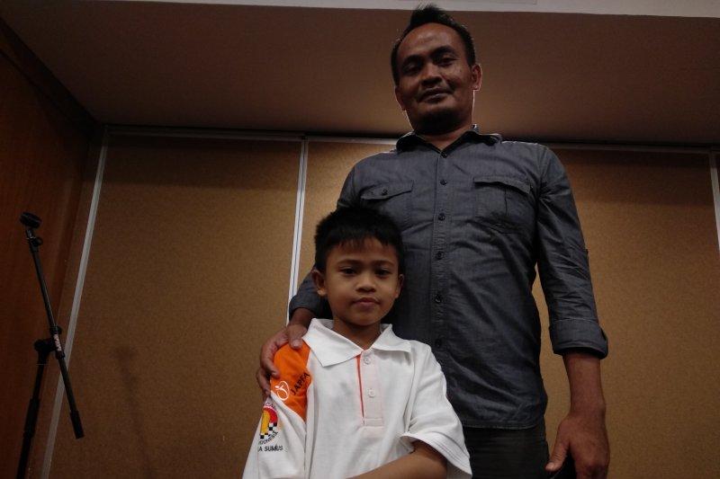 Ini dia atlet termuda Indonesia di kejuaraan catur Asia