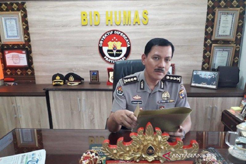 Polda Lampung tahan empat tersangka pelaku bentrok di Mesuji