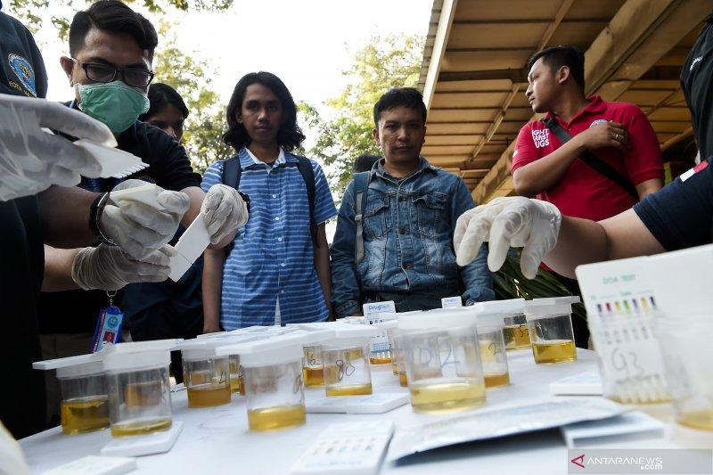 Mahasiswa konsumen jangka panjang penyalahgunaan narkoba
