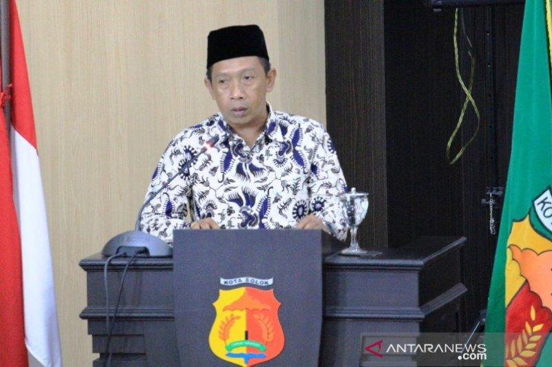 Fraksi Demokrat minta Pemkot Solok tertibkan pedagang di Pasar Pandan Aie Mati