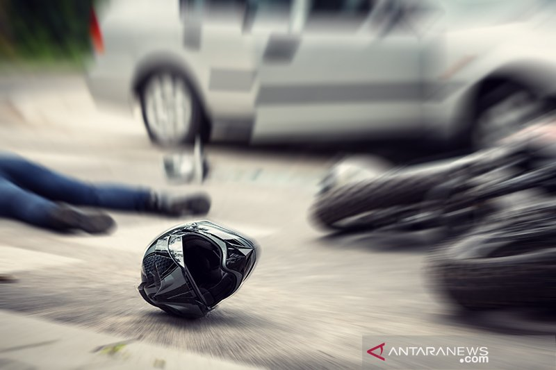 Ibu-anak di Padang Pariaman tewas ditabrak truk yang bawa alat berat
