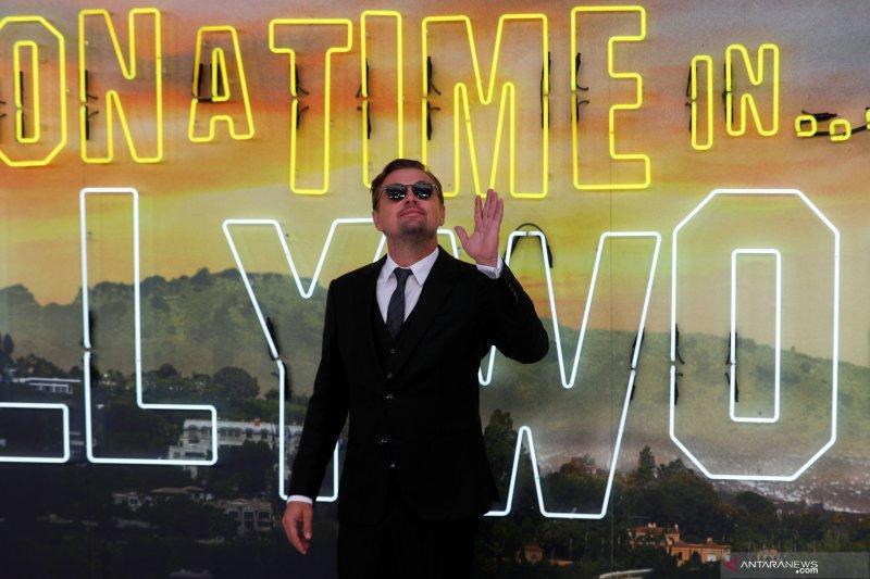 Presiden Brazil tuding aktor DiCaprio bayar pembakaran Amazon