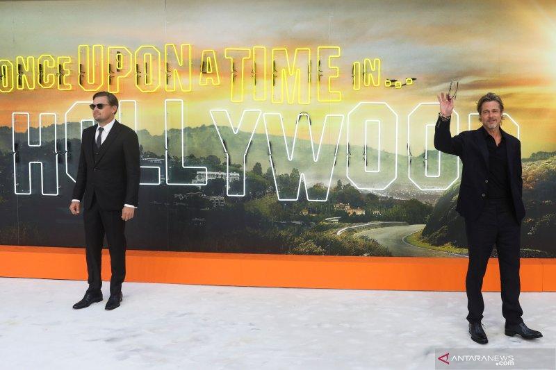 Pemutaran Perdana Film Once Upon A Time In Hollywood Di London Antara News Kepulauan Riau