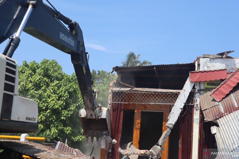 Sempat tertunda karena Pemilu, eksekusi lahan di Pariaman berjalan lancar