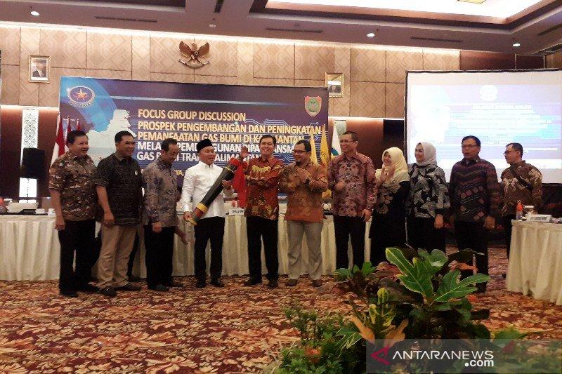 Pembangunan pipa gas trans Kalimantan suatu keharusan, kata BPH Migas