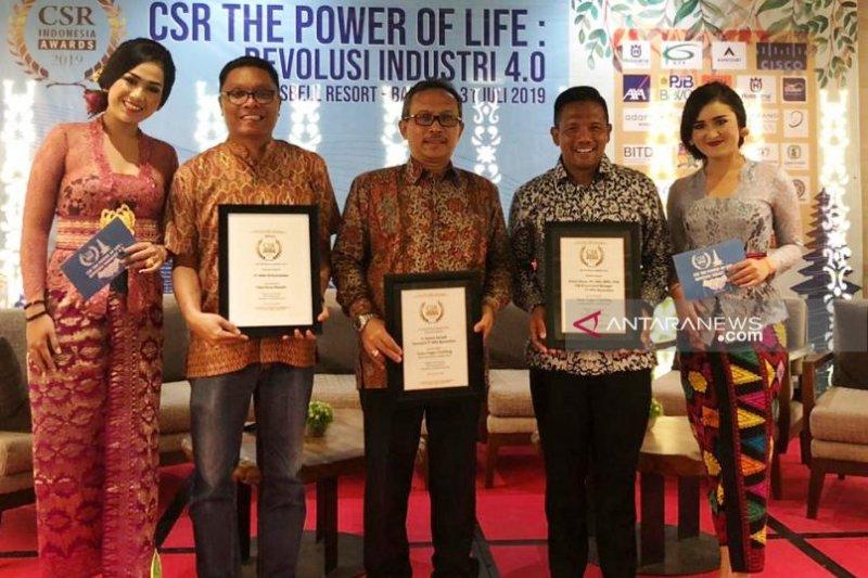 PT Mifa Bersaudara meraih penghargaan CSR Indonesia Awards 2019
