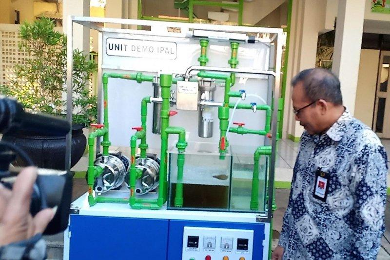 Kementerian Perindustrian ciptakan alat pantau pengolah air limbah industri