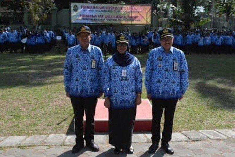 Pemkot Yogyakarta mengajukan satu nama sebagai penjabat sekda