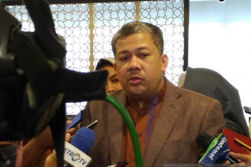 Fahri Hamzah: Larangan mantan napi koruptor ikut pilkada bukan domain KPU