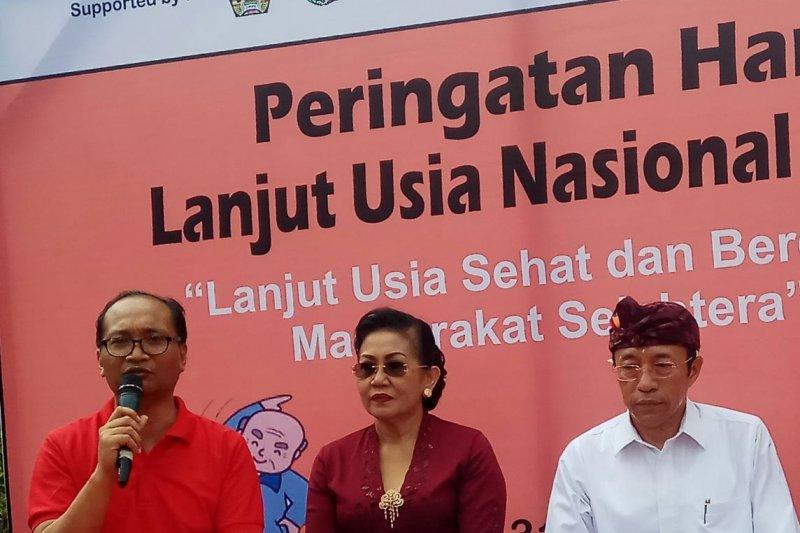 Dinkes Bali : Wajib Lansia dapat pelayanan kesehatan yang layak