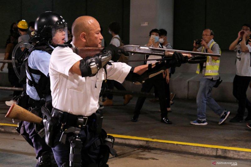 Polisi Hong Kong lakukan penangkapan lagi