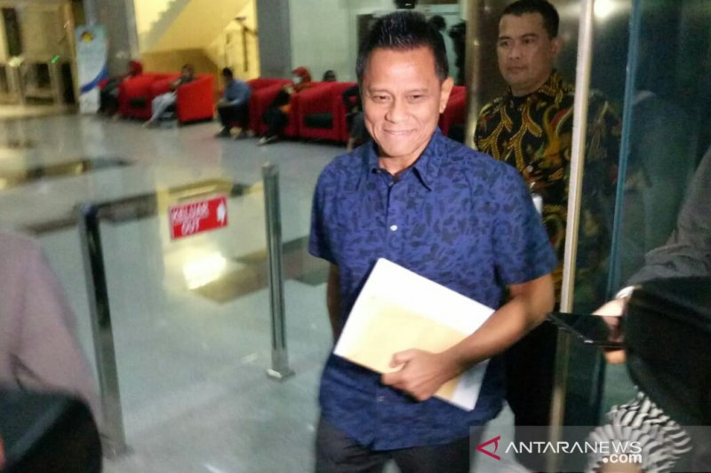 KPK periksa Soetikno Soedarjo tersangka kasus Garuda Indonesia