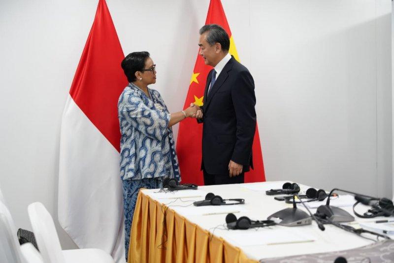 Menlu RI-China ketemu bahas permasalahan pengantin pesanan