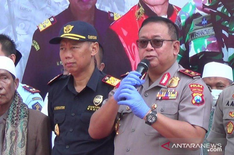 Polisi Sampang menyelidiki anggotanya terlibat peredaran narkoba