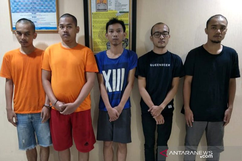 Polisi: Peredaran ganja di lingkungan kampus libatkan alumni