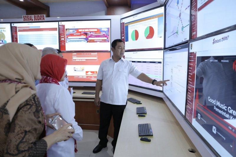Semarang kejar tatanan Kota Sehat Swasti Saba Wistara