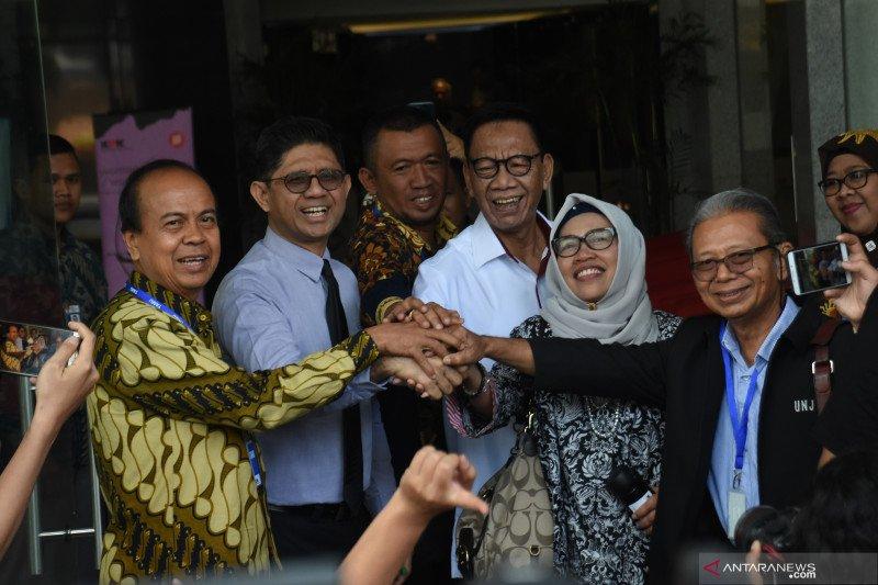 Ketua Senat UNJ sesalkan kasus pemberian THR