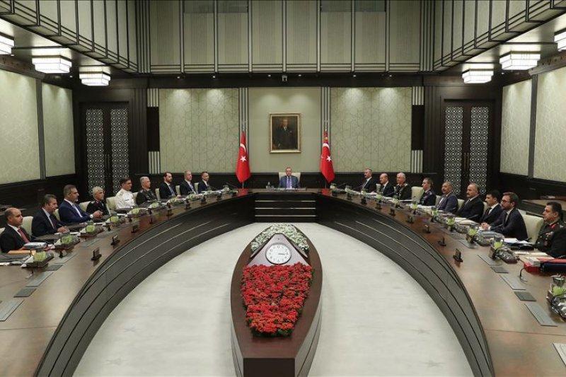 NSC: Turki akan perangi kelompok teror dengan tekad bulat