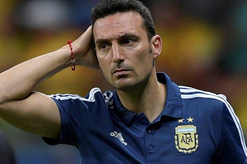 Scaloni tetap latih Argentina hingga Piala Dunia 2022