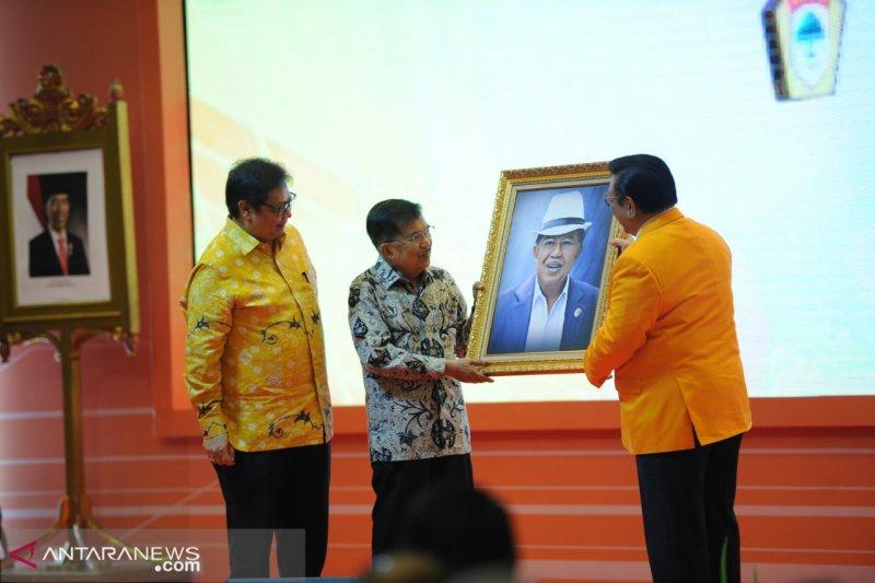 Jusuf Kalla: Akhiri kebiasan pindah parpol karena tidak puas