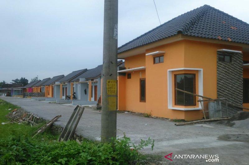 Pembangunan rumah sederhana terkendala kuota subsidi