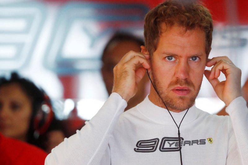 Vettel:  Ferarri pasti raih kemenangan