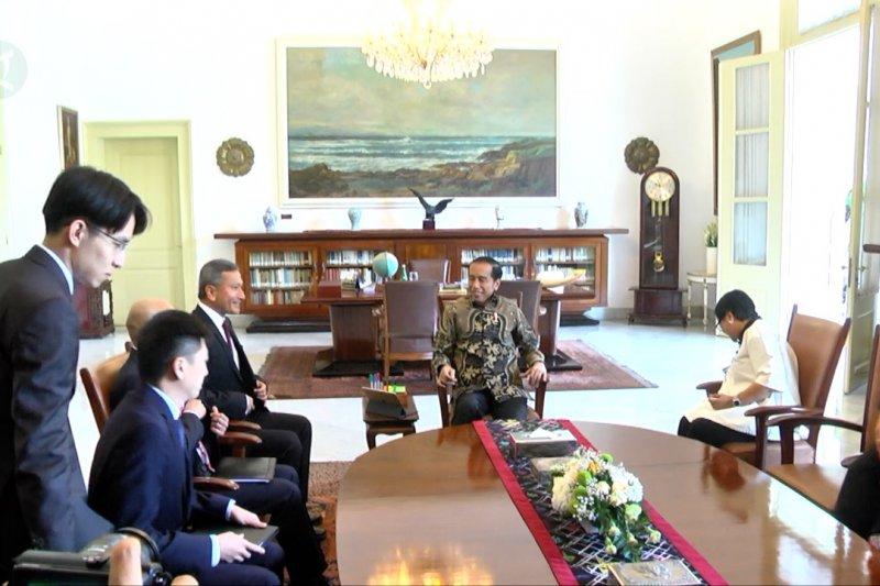 Singapura sambut baik Visi Indonesia Presiden Jokowi