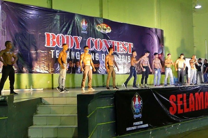 "PABBSI Temanggung gelar ""Body contest"""