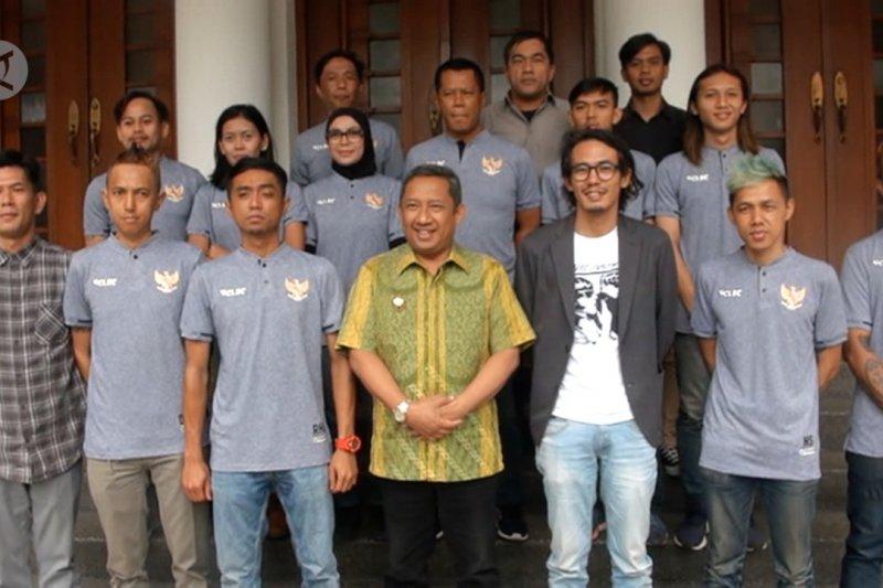 12 pemuda Bandung siap berjuang di kejuaraan HWC 2019