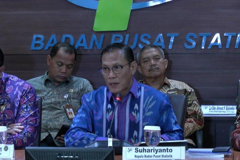 Indeks demokrasi Indonesia 2018 meningkat 0,28 Poin