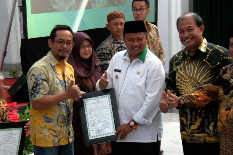 MUI Jabar: baru 25.000 produk IKM Jabar yang bersertifikat halal
