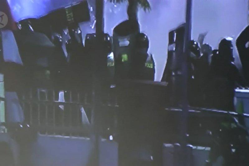 10 Personel brimob dijatuhi sanksi
