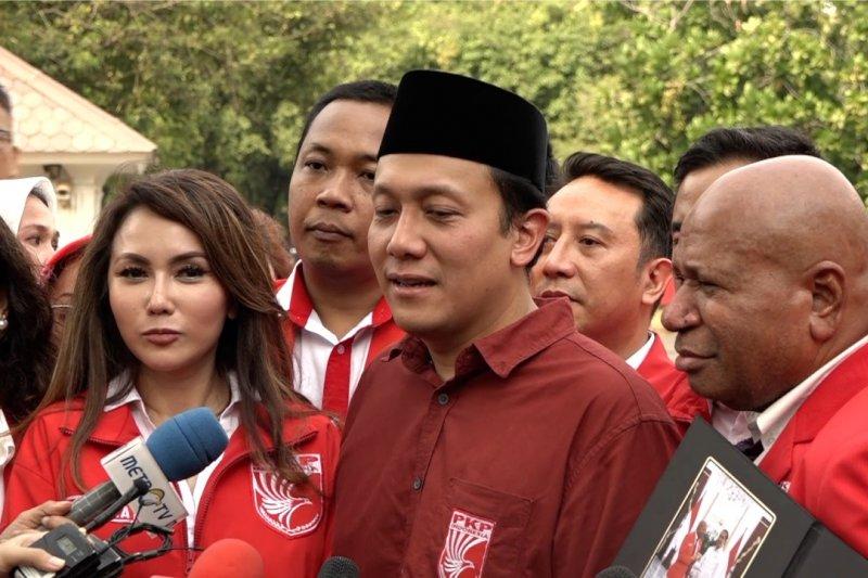 Giliran PKPI bersilaturahmi  ke Istana Merdeka