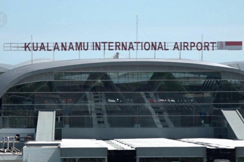 Penerbangan Medan - London dukung wisata Danau Toba