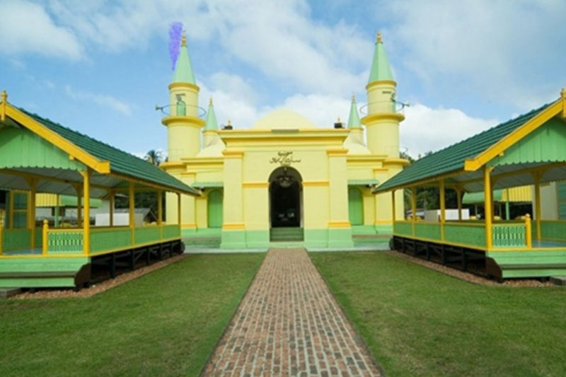 Cagar budaya Tanjungpinang berpotensi jadi objek wisata