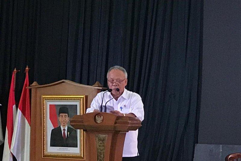 Menteri Basuki beri petunjuk ibu kota baru dekat lokasi tambang