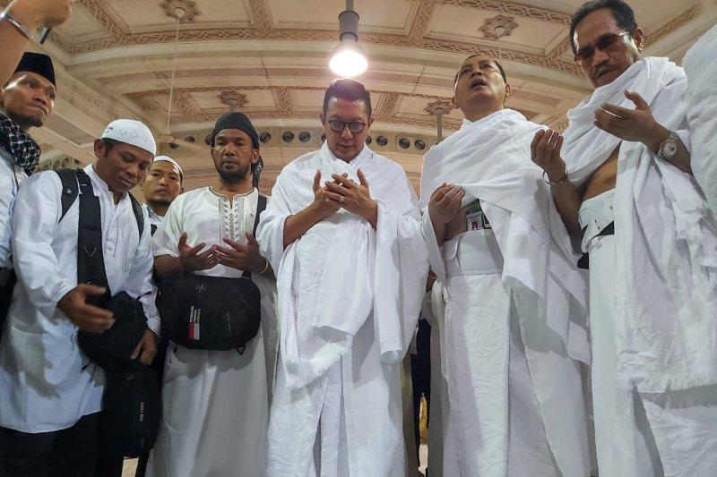 Amirul Hajj doakan haji tahun ini penuh dengan rasa aman