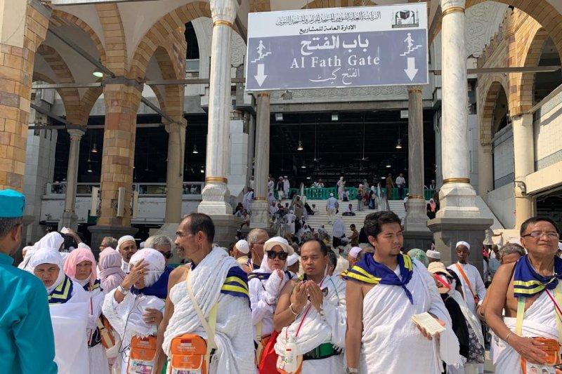 Kemenag terjunkan dua tim awasi layanan haji Indonesia di Arab Saudi