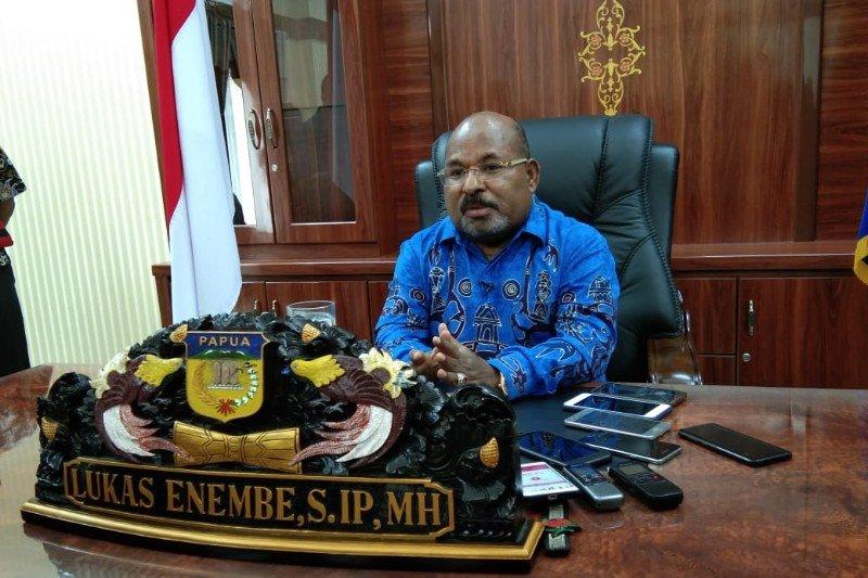 Gubernur Papua akan serahkan remisi di Lapas Abepura