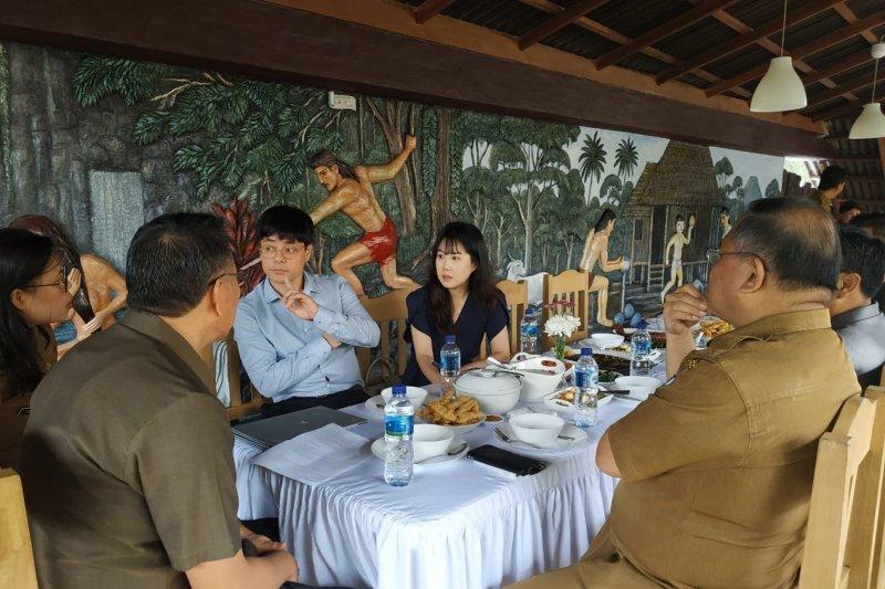 GIFF jajaki kerja sama investasi-pertanian-pariwisata di Tomohon