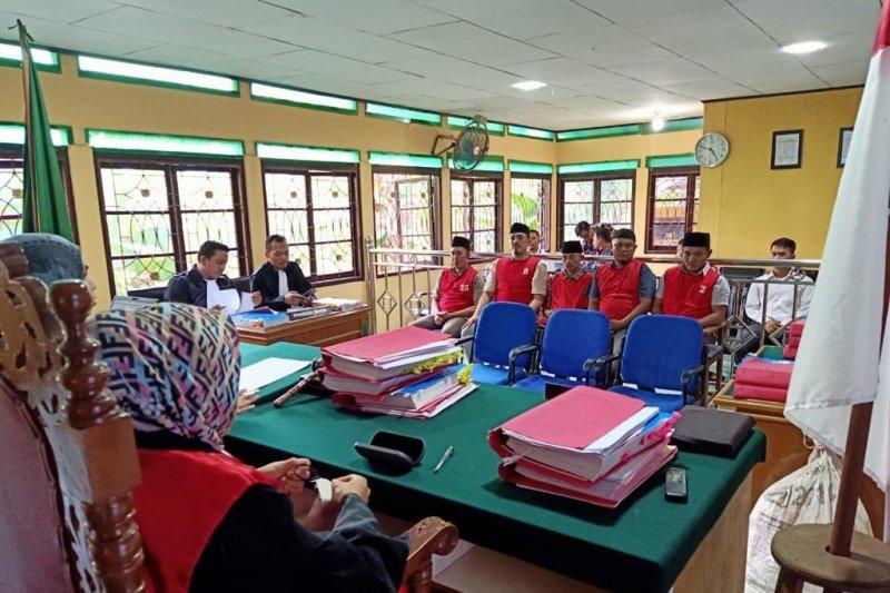 Terdakwa narkoba laporkan penyidik Polda Riau ke Mabes Polri
