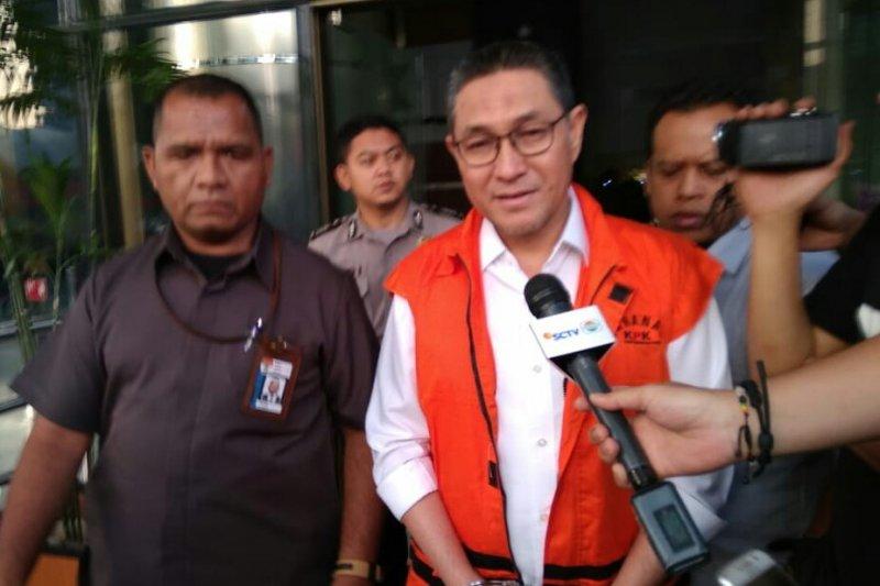 KPK tahan anggota DPR Fraksi PAN Sukiman